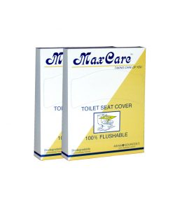 MaxCare toilet seat covers 2 packs